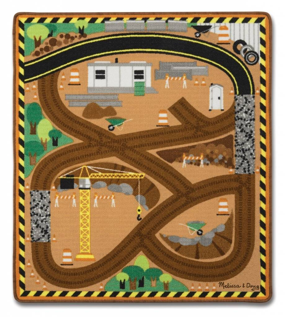 s room road for town boy car kids d x cor playmat rug products little