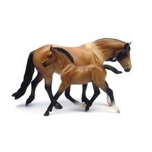 Breyer Breyer Classic Bay Dartmoor Pony & Light Bay Foal