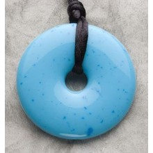 Teething Bling Teething Bling Pendant Turquois