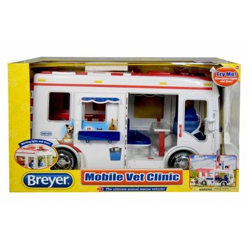 Breyer Classic Mobile Vet Clinic