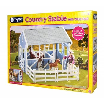 Breyer Breyer Classic Country Stable with Wash Stall