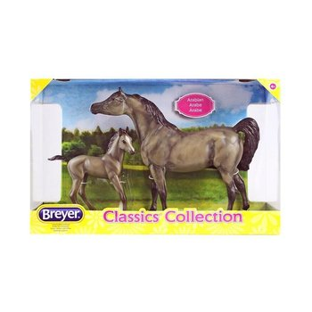 Breyer Breyer Classic Horse & Foal Grey Sport