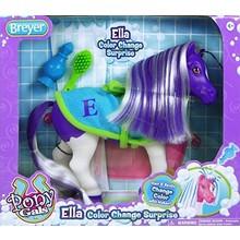 Breyer Breyer Pony Gals Ella Color Change Surprise