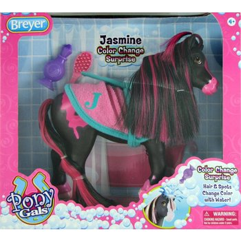 Breyer Breyer Pony Gals Jasmine Color Change Surprise