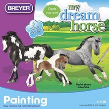 Breyer Breyer Craft Horse Family Painting Kit