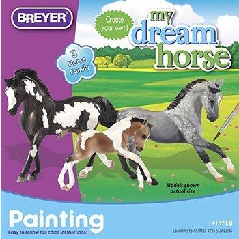 Breyer Breyer Craft Horse Family Painting Kit