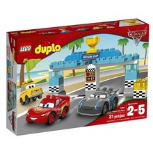Lego Lego Duplo Cars Piston Cup Race