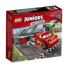 Lego Lego Juniors Cars Lightning McQueen Speed Launcher