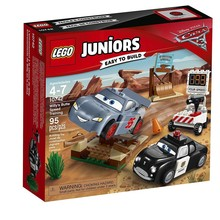 Lego Lego Juniors Cars Willy's Butte Training