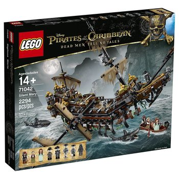 Lego Lego Pirates of the Caribbean Silent Mary