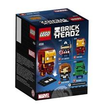 Lego Lego Brick Headz Iron Man