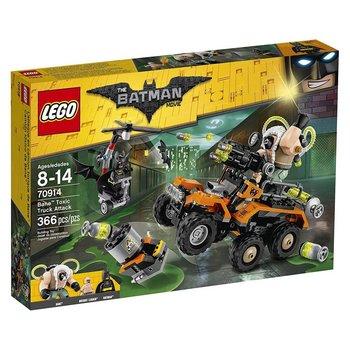Lego Lego Batman Bane Toxic Truck Attack