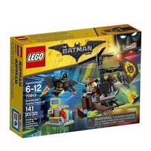 Lego Lego Batman Scarecrow Fearful Face-off