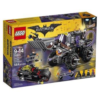 Lego Lego Batman Two-Face Double Demolition