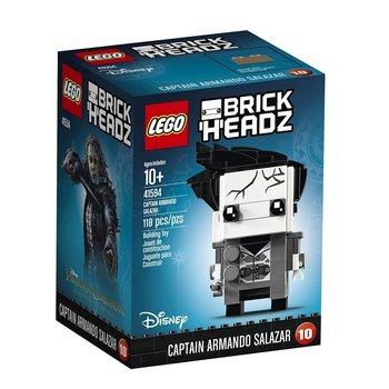 Lego Lego Brick Headz Captain Armando Salazar