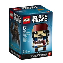 Lego Lego Brick Headz Captain Jack Sparrow