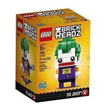 Lego Lego Brick Headz The Joker