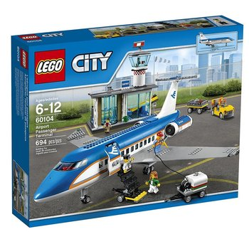 Lego Lego City Airport VIP Service
