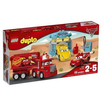 Lego Lego Duplo Cars Flo's Cafe