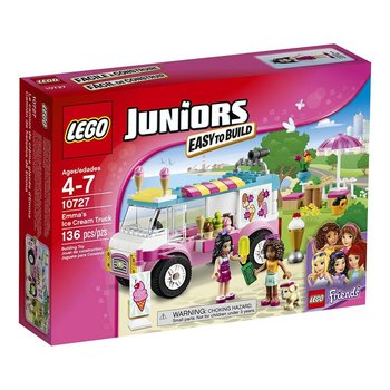 Lego Lego Friends Emmas Ice Cream Truck