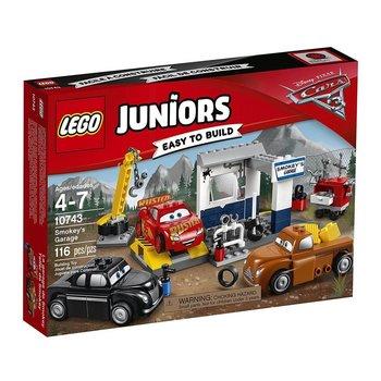Lego Lego Juniors Cars Smokey's Garage