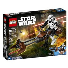 Lego Lego Star Wars Scout Trooper & Speeder Bike