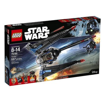 Lego Star Wars Tracker