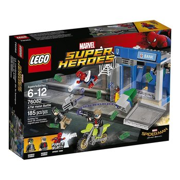 Lego Lego Super Heroes Spiderman ATM Heist Battle