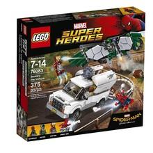 Lego Lego Super Heroes Spiderman Beware of the Vulture
