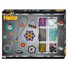 Hama Hama Midi Striped Beads Activity Box