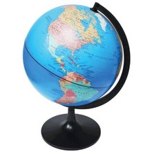 Geographical Globe 11""