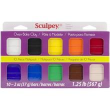 Sculpey Sculpey III Sampler Pack Classic
