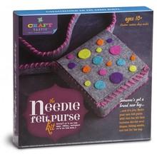 Craft-tastic Needle Felt Purse