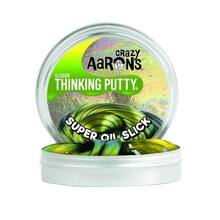 Crazy Aaron Crazy Aaron's Thinking Putty Illusions Oil Slick