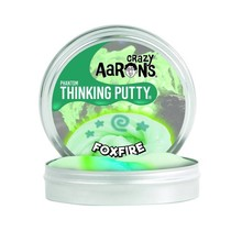 Crazy Aaron Crazy Aaron's Thinking Putty UV Sensitive Foxfire