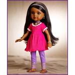 Hearts for Hearts Girls Hearts for Hearts Girl Doll Nahji