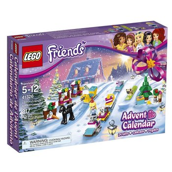 Lego LEGO Friends Advent Calendar 2017