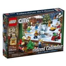 Lego Lego Advent Calendar City 2017