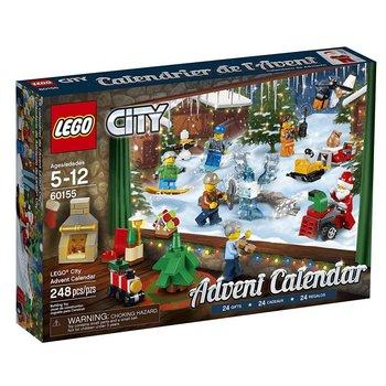 Lego Advent Calendar City 2017