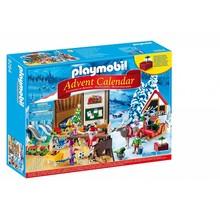 Playmobil Playmobil Advent Calendar Santa's Workshop