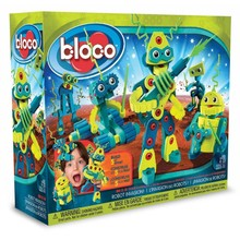 Bloco Bloco Robot Invasion