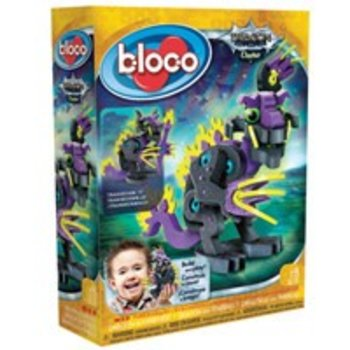 Bloco Bloco Dragon of Darkness Drako