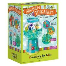 Creativity for Kids Creativity for Kids Aquarium Terrarium