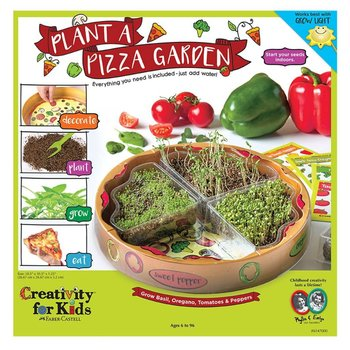 Creativity for Kids Creativity for Kids Plant Pizza Garden