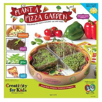 Creativity for Kids Plant Pizza Garden