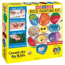 Creativity for Kids Creativity Craft Hide & Seek Rock Painting