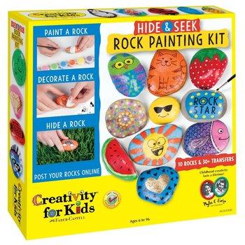 Creativity for Kids Creativity Craft Hide & Seek Rock Painting