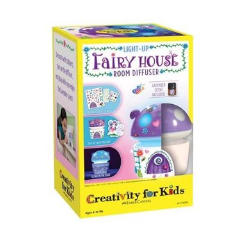 Creativity for Kids Fairy House Room Diffuser