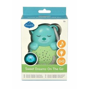 Cloud B Cloud B Sweet Dreamz on the Go Aqua Bear