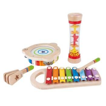 Hape Toys Early Melodies Toddler Beat Box Band Set